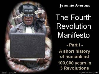 Fourth Revolution Manifesto part I cover